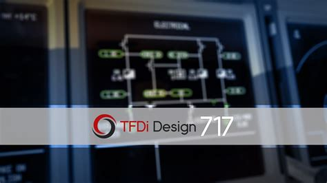 Tfdi Design Electrical System Overview Youtube