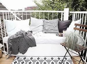 Balkon Lounge Selber Bauen : die perfekte balkon von karina wohnideen einrichten ~ Orissabook.com Haus und Dekorationen