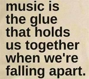 Music is my esc... Guitar Singing Quotes