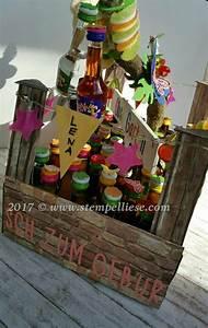 Kleine Geschenke Verpacken : geschenkverpackung f r kleine flaschen zum geburtstag wurden klopfer dekorativ verpackt ~ Orissabook.com Haus und Dekorationen