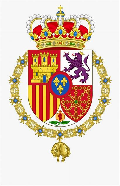 Spain Clipart Arms Coat Spanish Clip