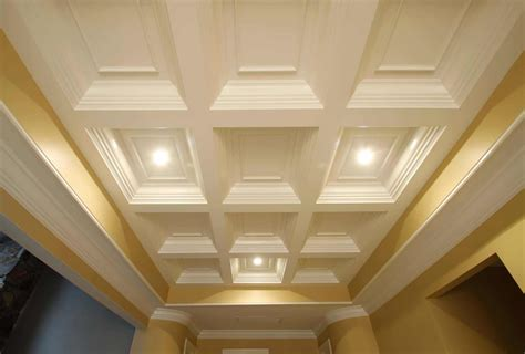 Coffered Ceiling Panels by Coffered Ceiling Design Ceiling Beams Coffer Ceiling