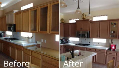 cost difference  refinishing  facing  replacing
