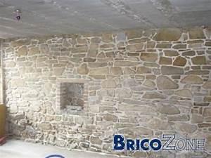 Mur A La Chaux : joint mur interieur la chaux ~ Premium-room.com Idées de Décoration