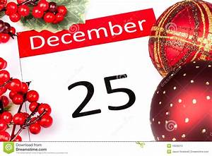 25th December stock image. Image of seasonal, holiday ...