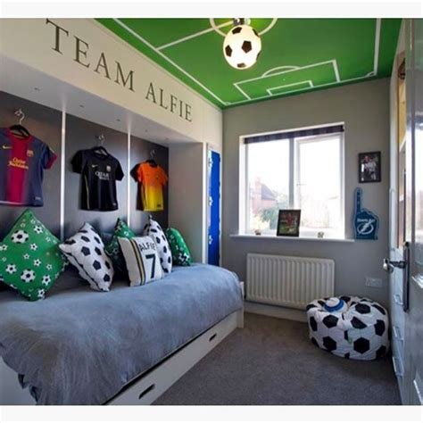 Soccer⚽️⚽️⚽️ Credit To Cooper Bespoke Joinery Ltd Rooms