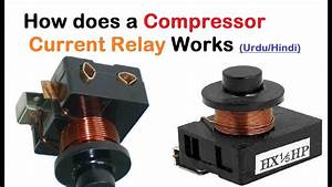 How Does A Compressor Current Relay Work
