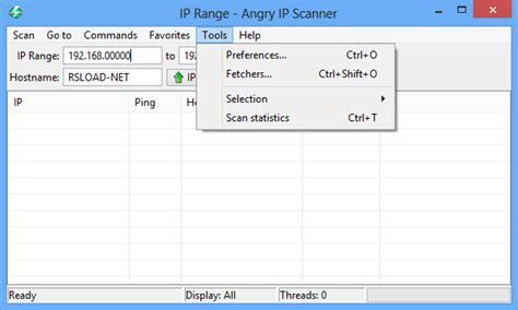 скачать программу ip range angry ip scanner supplybuild ru