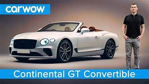 Bentley Continental 2018 Cabrio : new bentley continental gt convertible 2019 see why it 39 s ~ Jslefanu.com Haus und Dekorationen
