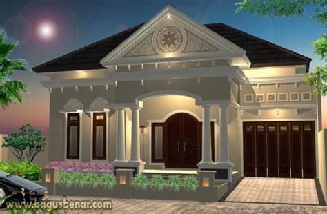 inspirasi rumah klasik  rumah  depanmu