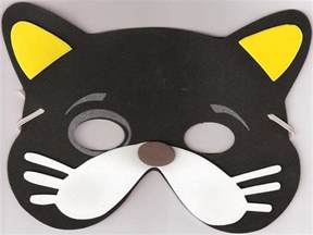 cat masks make your own cat mask craft printable cool stuff