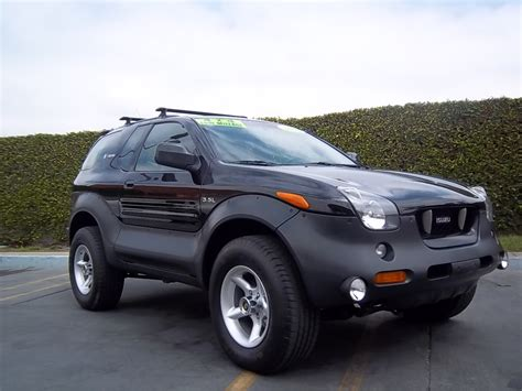 2001 Isuzu Vehicross by 2001 Isuzu Vehicross Photos Informations Articles