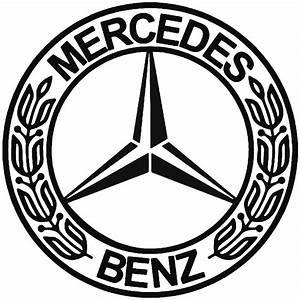 Mercedes Benz Emblem : mercedes benz emblem vinyl decal sticker ~ Jslefanu.com Haus und Dekorationen