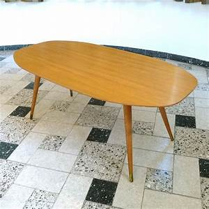 german birch wood coffee table with brass feet 1950s 65171 With birch wood coffee table