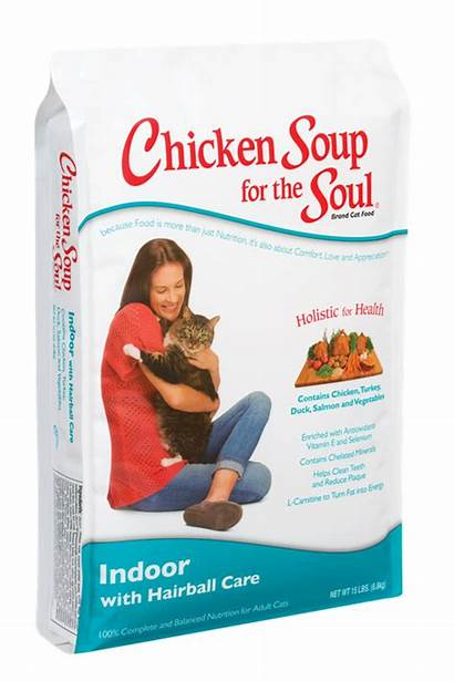 Cat Soup Chicken Indoor Hairball Care Dry