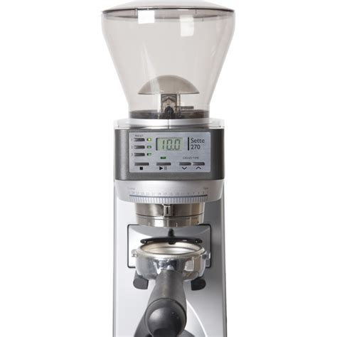 Plus, we compare its sound level to baratza's top of the line forte grinder using a db meter. Baratza Sette 270 Conical Burr Coffee Grinder