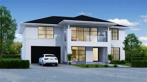 harmonious modern style homes design precast concrete house designs home design ideas