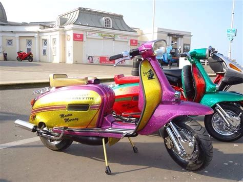 679 Best Af Raypeed S Type Lambretta Images On Pinterest