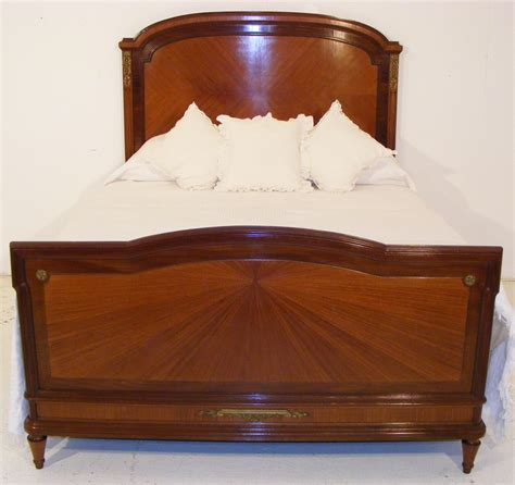 an antique mahogany empire bed long melford antiques centre