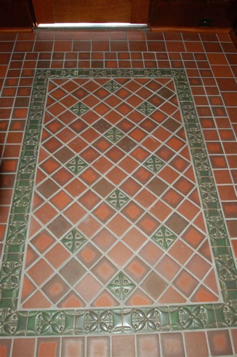 fullerton tile motawi fullerton border and decos in lee green floors by motawi pinterest deco and green