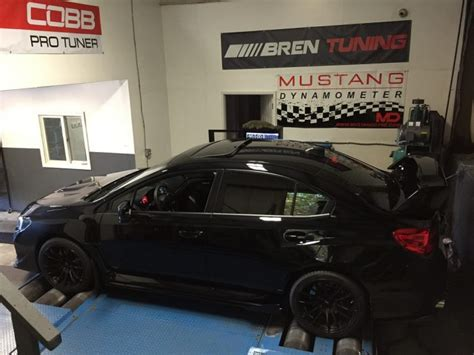 2015+ Subaru Wrx / Sti Accessport / E-tuning Package