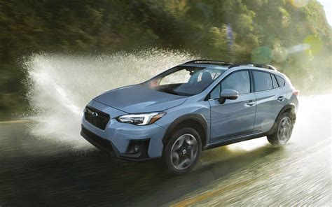 subaru crosstrek  water  road hd wallpaper
