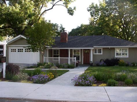 exterior house color ideas ranch style house