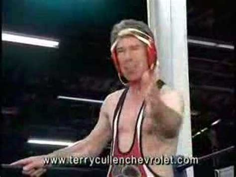 Terry Cullen Wrestling Youtube