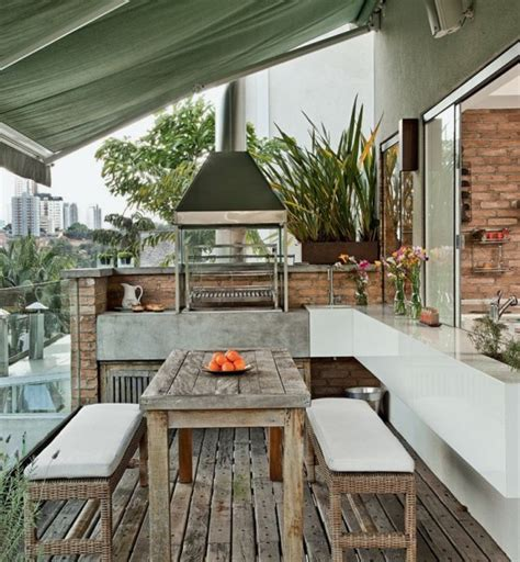 cool outdoor areas 29 cool outdoor barbeque areas digsdigs