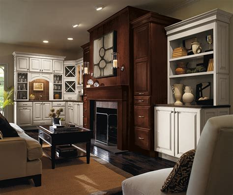 Living Room Cupboards by Gray Kitchen Cabinets Kemper Cabinetry