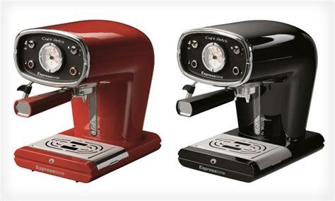Espresso Machine Groupon by Retro Espresso Machine Groupon Goods