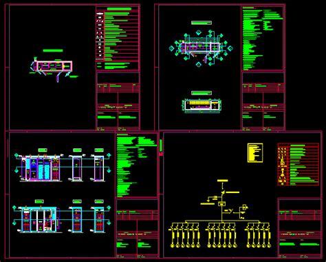 base transceiver station architecture  schematic dwg block  autocad designs cad