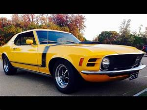 1970 Ford Mustang Grande – Today's Tempter