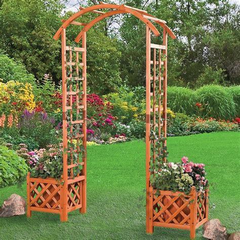 Wooden Garden Trellis by Best 25 Arbors Trellis Ideas On Arbor Ideas