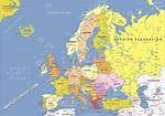 Europe Map 2020 | Map of Europe | Europe Map