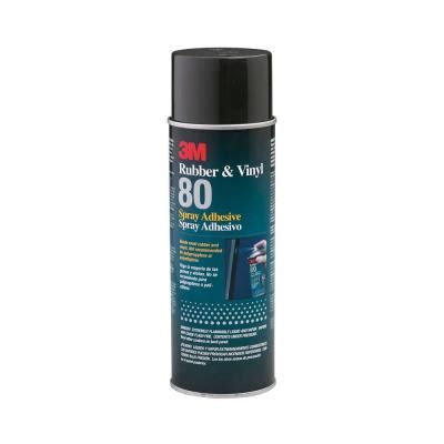 Spray Adhesive For Vinyl Flooring by 3m 19 Oz Rubber And Vinyl Spray Adhesive 80 The Home Depot