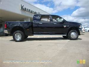Buy A 2012 Dodge Ram 3500 Hd Laramie Mega Cab 4x4 Dually