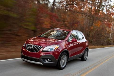 40 Thousand Dollar Cars by All New 2013 Buick Encore Pricing Announced Autotrader