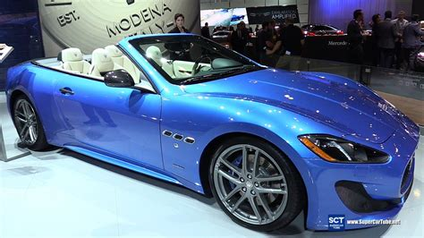 maserati granturismo convertible blue maserati granturismo blue convertible