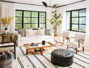 Deco petit salon les 10 astuces a maitriser pour creer for Tapis de sol avec canapé méridienne petit espace