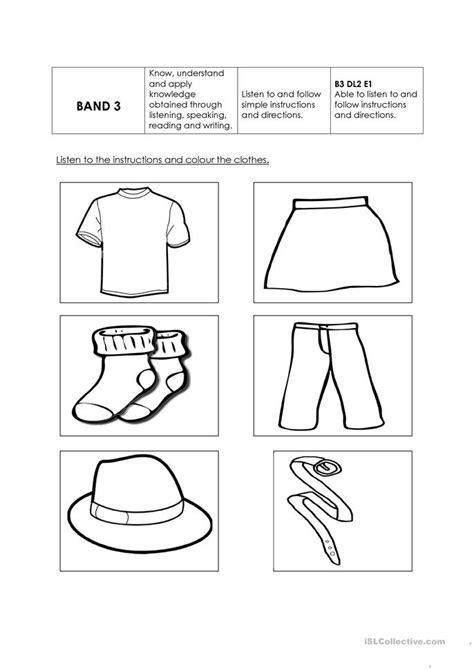 All Worksheets » Listening Skills Worksheets  Printable Worksheets Guide For Children And Parents