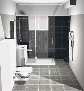 Plan 3d Salle De Bain : plans 3d salle de bain pmr renov 39 immo ~ Melissatoandfro.com Idées de Décoration