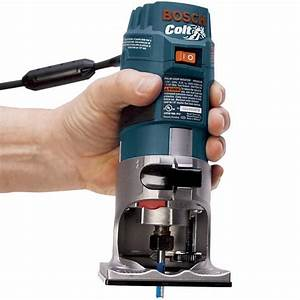 Bosch PR20EVSK Colt VS Palm Router Kit Rockler