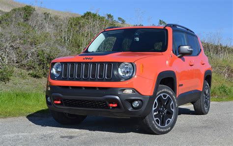 small jeep 2015 jeep renegade small but still a jeep review the