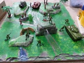 Plastic Army Men War