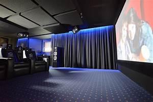 Hollywood Zu Hause : transparent akustikstoff ~ Markanthonyermac.com Haus und Dekorationen