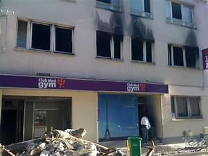 Club Med Gym : incendie au club med gym de nation jess co ~ Medecine-chirurgie-esthetiques.com Avis de Voitures