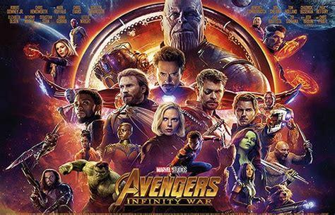 donde ver avengers infinity war en colombia
