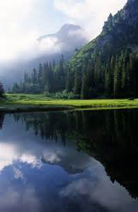 Switzerland Mountain Lake