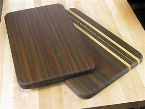 Here's One Way to Make a Cutting Board with Ipe